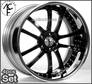 24inch AC Forged Custom Build Wheels Rims 300C Magnum Charger