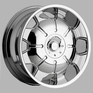 24 24X10 Panther Trippin 773 6x5 5 6x135 Wheels Chrome New