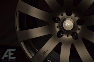 A4 A5 A6 A7 A8 Q5 RS4 Wheels Rims and Tires HR4 Matte Black