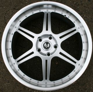 Stern Touring Sport ST2 20 H Silver Rims Wheels Crown Victoria 20 x 8