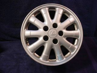 Wheel Rim Alloy 10 Spoke Toyota Lexus SC300 sc400 16 x 7 1992 2000