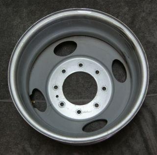 17 Ford F350 SD Dually Factory Steel Wheel Rim