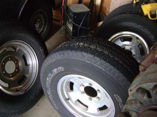 Lug Rims and Tires Mickey Thompson