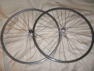 Shimano Dura Ace Wheels with Mavic Rims Excellent Condition