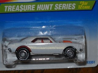 Hot Wheels 1995 Treasure Hunt Camaro