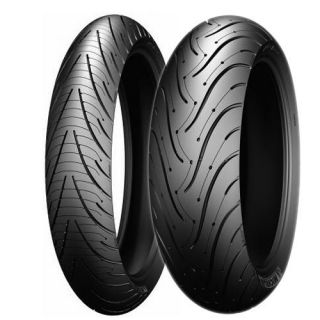 New Michelin Pilot Road 3 Front Rear Tires 120 190 17