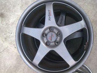 SCF Rozest SS 01 Subaru WRX Rims Wheel Rim Impreza Legacy STI