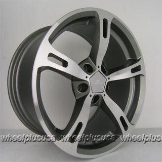 18 BMW 18x8 5 18x9 5 Concave Wheel Tire Pkg 325I 328I 330I E92 Z4 335I