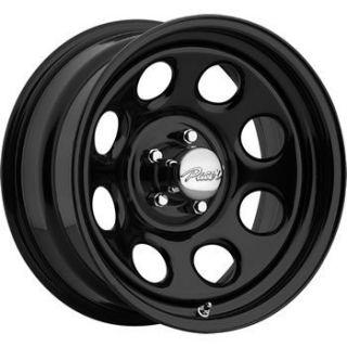 15x10 Black Wheel Pacer Soft 8 6x5 5 Tacoma Rims