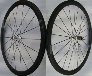 38mm Carbon Clincher Wheelset Carbon Wheels Carbon Wheelset