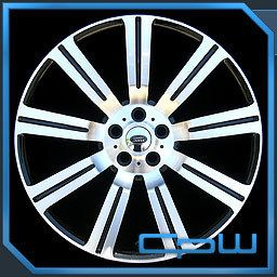 11 12 Range Rover Marcellino Stormer II Wheels Rims New 22 HSE