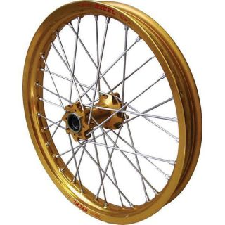 Series Rear Wheel Set 18 X2 50 32h Gold Gold Rim UR4FG412 Honda