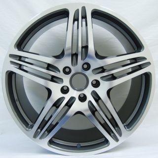 18 Porsche 997 Turbo Style Wheels Rims 993 996 997 Carrera C2 C2S C4