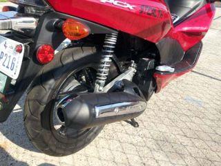 Honda PCX 125 150 2011 2012 Exhaust Muffler Silencer Small Protector