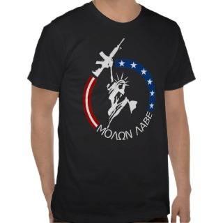 Colt M4A2   MOLON LABE Tee Shirt