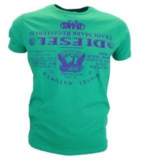 Diesel Jeans T Shirt Tee T DAS RS Gr. S XL