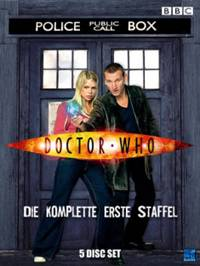 Doctor Who, Vol. 1 Folgen 01 13 (5er DVD Box) New Edition