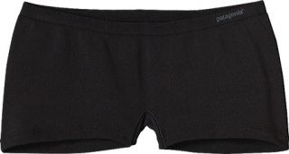 Womens Patagonia Active Boy Shorts 32512   Black Boylegs