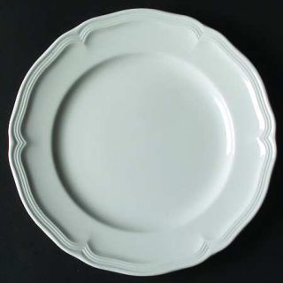 Villeroy & Boch Chambord (White,Fine China,Germany) Salad Plate, Fine China Dinn