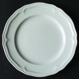 Villeroy & Boch Chambord (White,Fine China,Germany) Salad Plate, Fine China Dinn