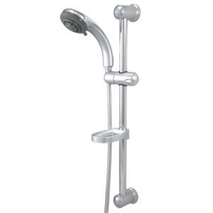 Elements of Design EX2528SBB Universal 5 Setting Hand Shower Slide Bar Kit With