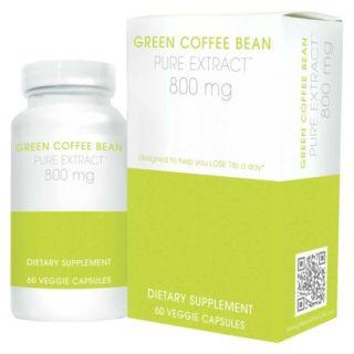 Creative Bioscience Green Coffee Bean Pure   60 Capsules