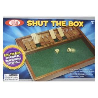 POOF Slinky Ideal Shut the Box Tabletop Game