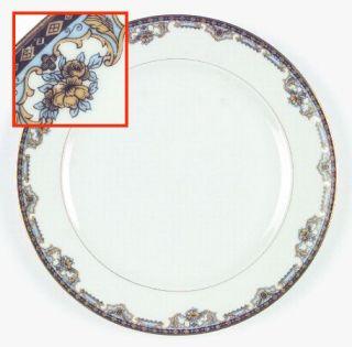 Noritake Normandie (Pat 68480) Dinner Plate, Fine China Dinnerware   Patent 6848