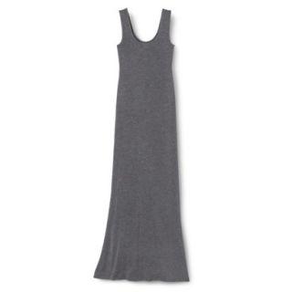 Merona Petites Sleeveless Maxi Dress   Gray XSP