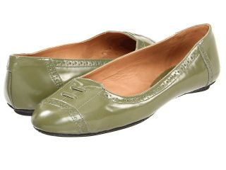 Robert Clergerie Ayaned Womens Slip on Shoes (Green)