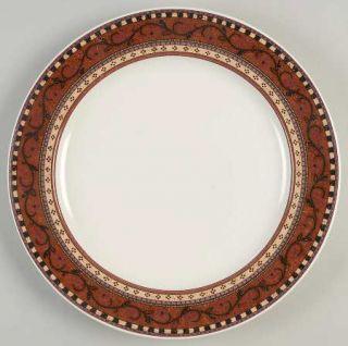 Mikasa Estrella 12 Chop Plate/Round Platter, Fine China Dinnerware   Intaglio,