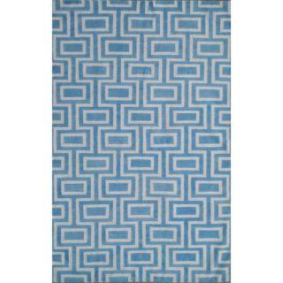 Safavieh Dhurries Light Blue/Ivory Rug DHU562A Rug Size: Runner 23 x 10