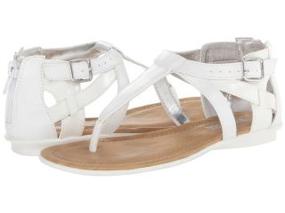 Kenneth Cole Reaction Kids Keep Heart Girls Shoes (White)