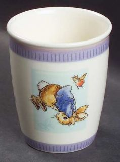 Wedgwood Peter Rabbit New Look Beaker (English Mug), Fine China Dinnerware   Rab
