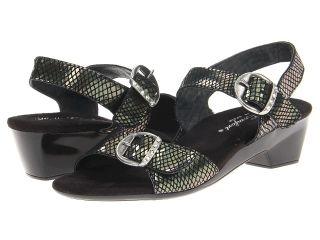 Helle Comfort Fay Womens Sandals (Metallic)