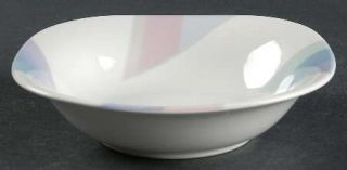 Mikasa Par Four Fruit/Dessert (Sauce) Bowl, Fine China Dinnerware   Natural Beau