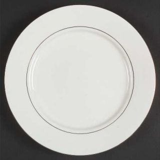 China(Made In China) Classic Gold Dinner Plate, Fine China Dinnerware   Gold Rim