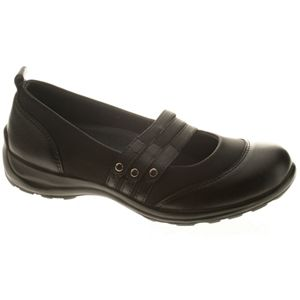 Fly Flot Womens Savina Black Shoes   Savina B