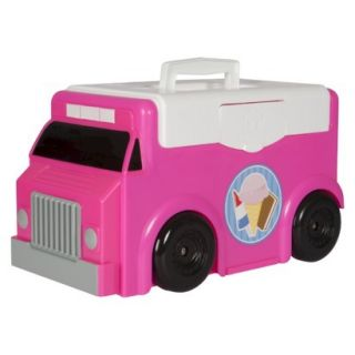 ToyTainer Ice Cream Trunk Play N Store