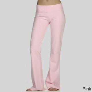 Bella Womens Stretch Fitness Pants