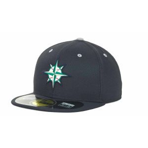 Seattle Mariners New Era MLB Kids Diamond Era 59FIFTY Cap