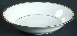 Noritake Allison Fruit/Dessert (Sauce) Bowl, Fine China Dinnerware   White With