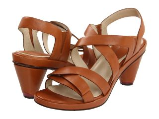 Oh! Shoes Denise Womens Sandals (Tan)