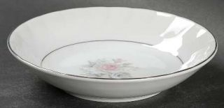 Empress (Japan) Rosita Fruit/Dessert (Sauce) Bowl, Fine China Dinnerware   Flora