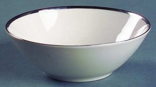 Noritake Ivonne Fruit/Dessert (Sauce) Bowl, Fine China Dinnerware   Ivory With P