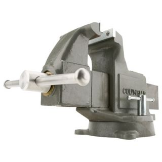 Wilton Columbian Machinist Bench Vise   3in. Jaw Width, Model# 603M3