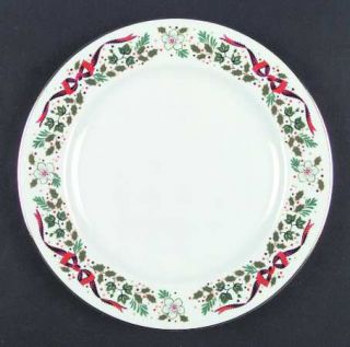 Domestications Twelve Days Of Christmas Dinner Plate, Fine China Dinnerware   Bo