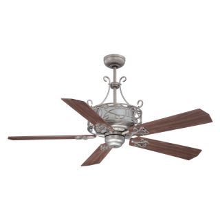 Craftmade International Inc Ellington E DER54AN5CR Del Rey 54 in. Indoor