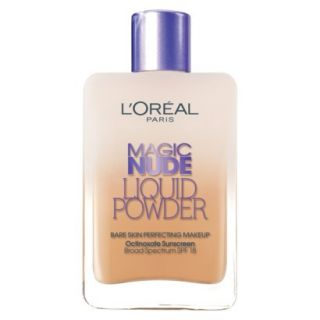 LOreal Paris Magic Nude Foundation   Natural Buff