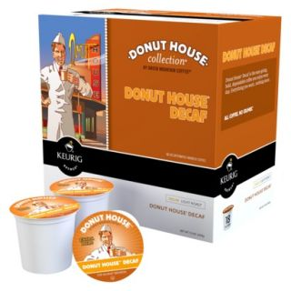 Donut House Collection Donut House Decaf Keurig K Cups, 18 Ct.